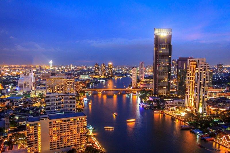 Thailand Backpacking mit Nachtleben inklusive