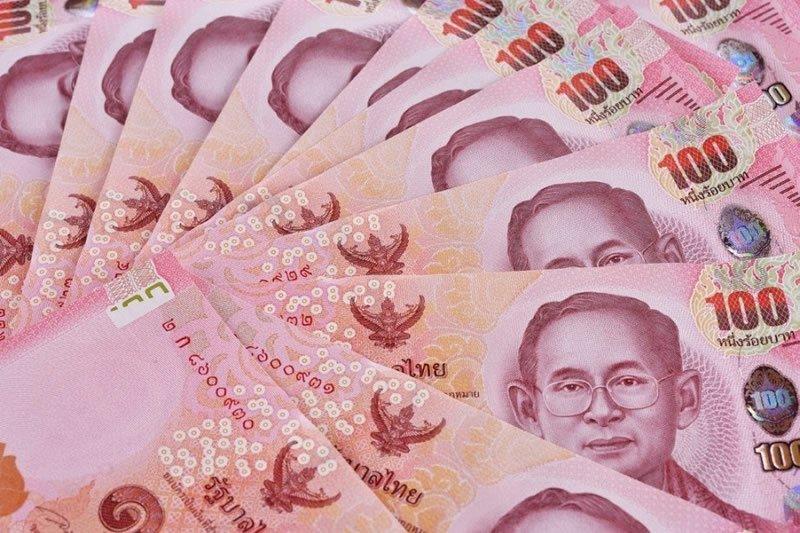 Bargeld Thailand