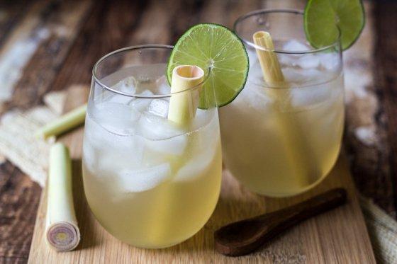 Zitronengras-Tee