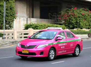 Bangkoks Taxifahrer gegen Uber