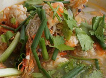 Die Zutaten der thailändischen Küche