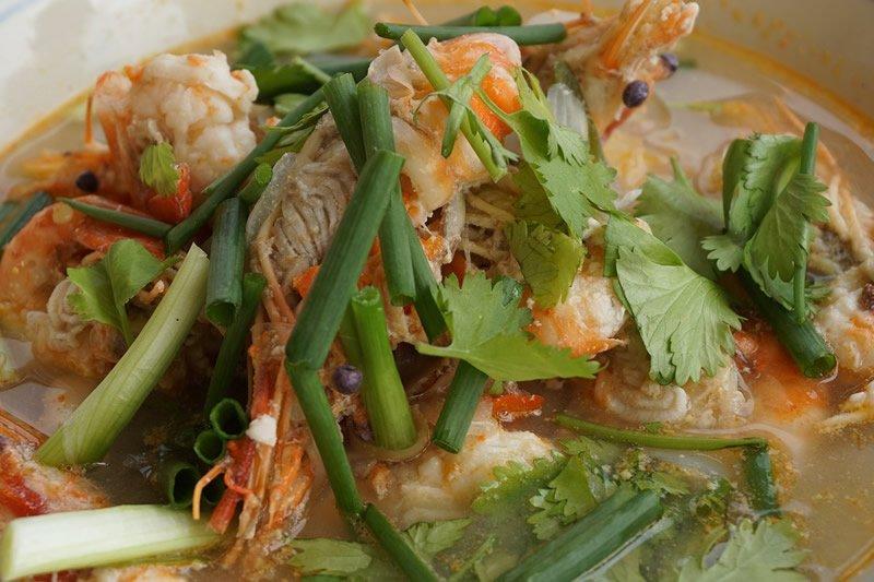 Thai-Limonen-Basilikum für die thailändische Küche