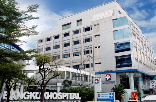 Krankenhäuser in Thailand