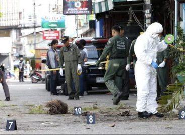 Mehrere Bomben in Thailands Touristenhochburgen explodiert
