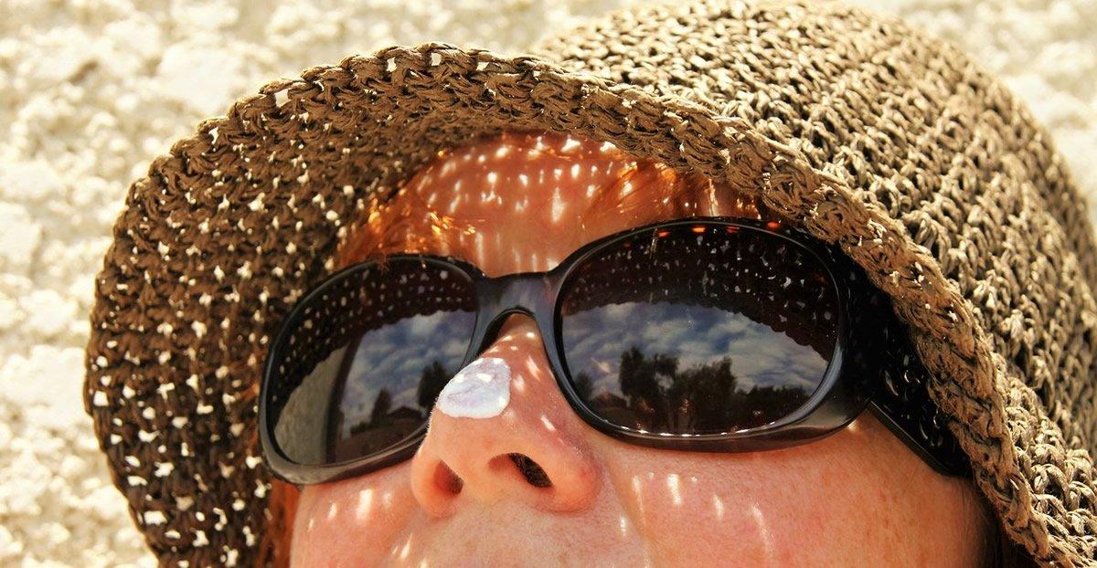 Sonnenschutz im Thailandurlaub