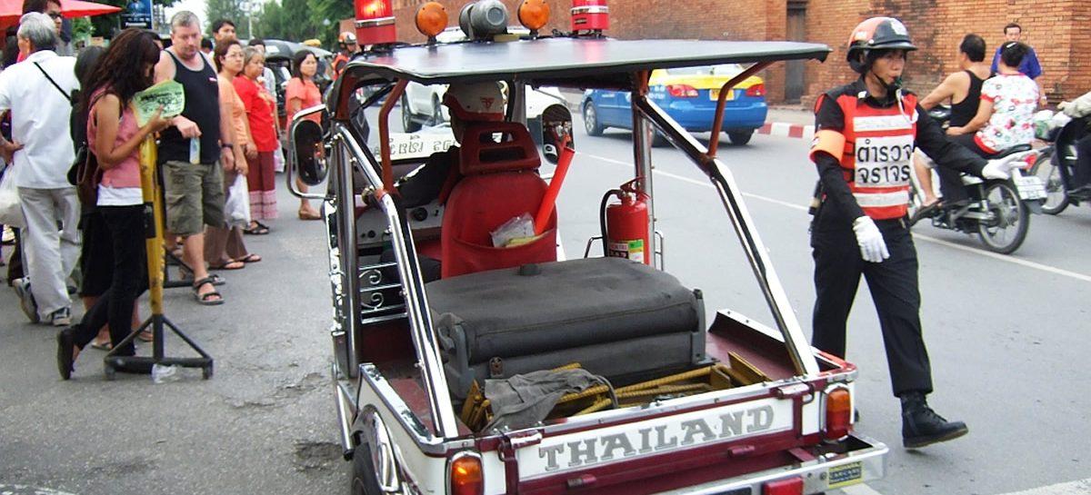 Kriminalität in Thailand