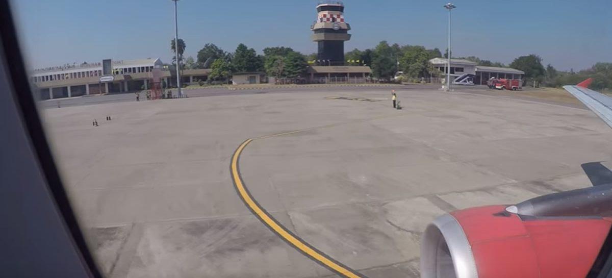Flughafen Buriram (BFV)