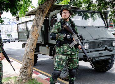 Thailand im Kampf gegen islamistische Separatisten