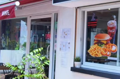Ein American Diner in Bangkok
