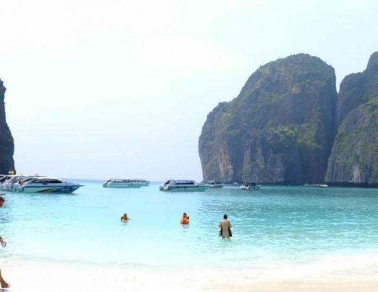Koh Phi Phis legendäre Maya Bay soll eine Pause bekommen