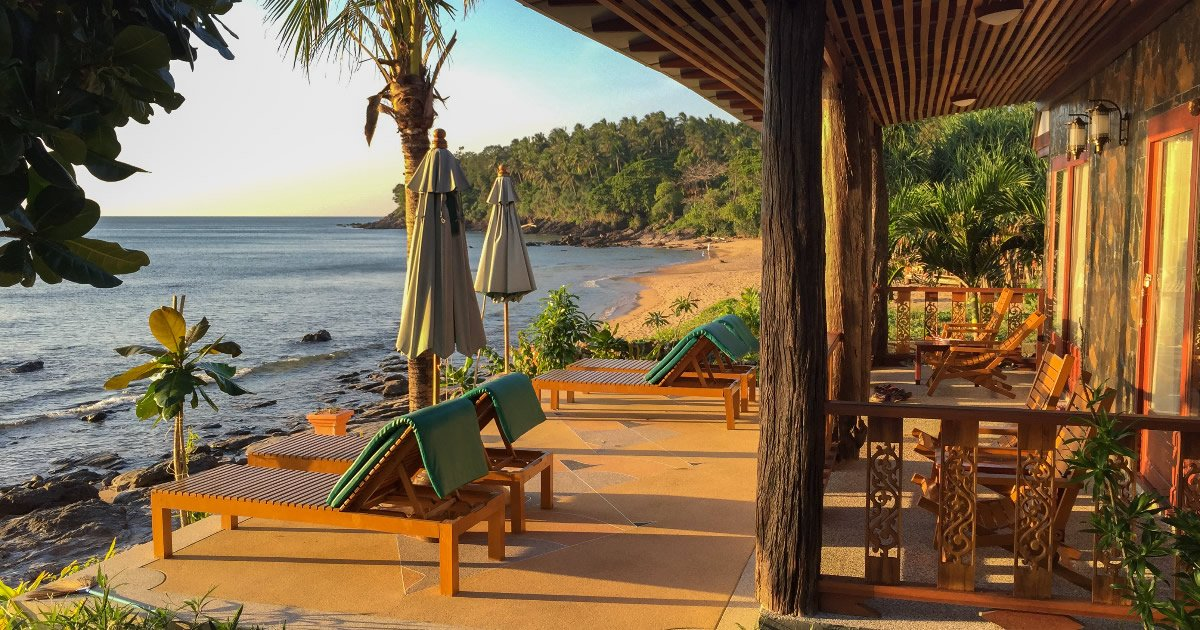 Koh Lanta Beach House