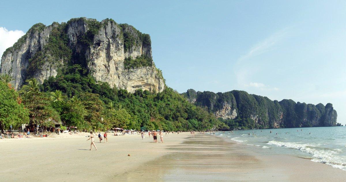 Krabi Ao Nang Beach