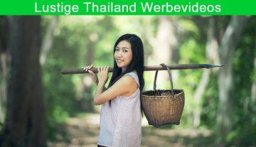 Lustige Werbung aus Thailand