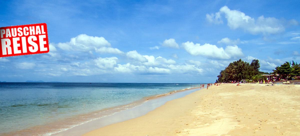 Pauschalreisen nach Koh Lanta Thailand