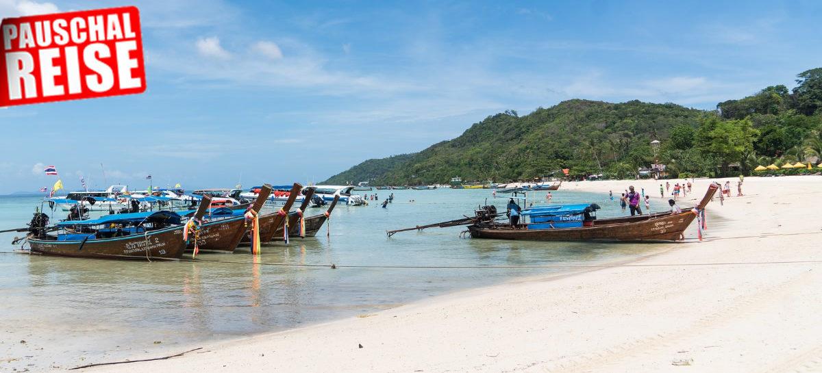 Pauschalreisen nach Phuket Thailand