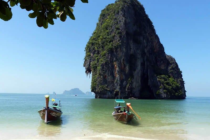 Inselurlaub auf Thailand