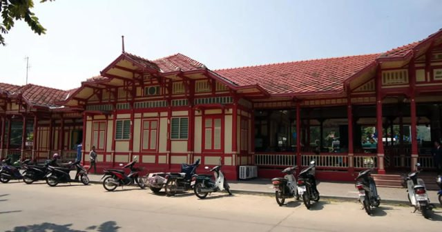 Hua Hin Baden in Thailand