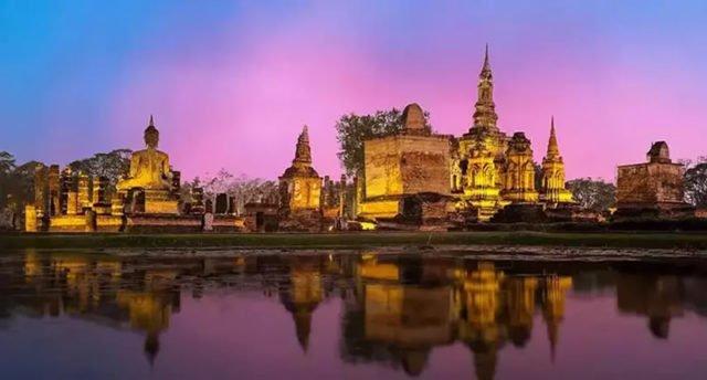 Ayutthaya – Hauptstadt des siamesischen Königreichs