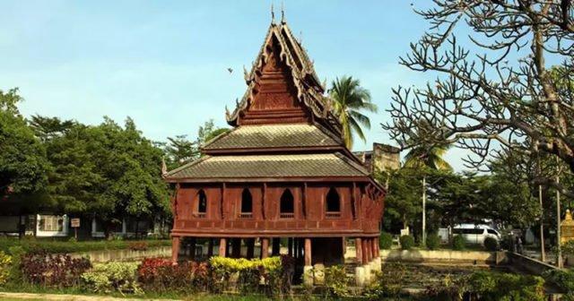 Ubon Ratchathani das Juwel im Smaragdenen Dreieck